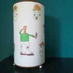 Lampe à poser faite à partir d'un dessin d'enfant  - Le Pyla 33