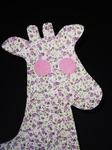 collection luminaires pour enfant modèle girafe
